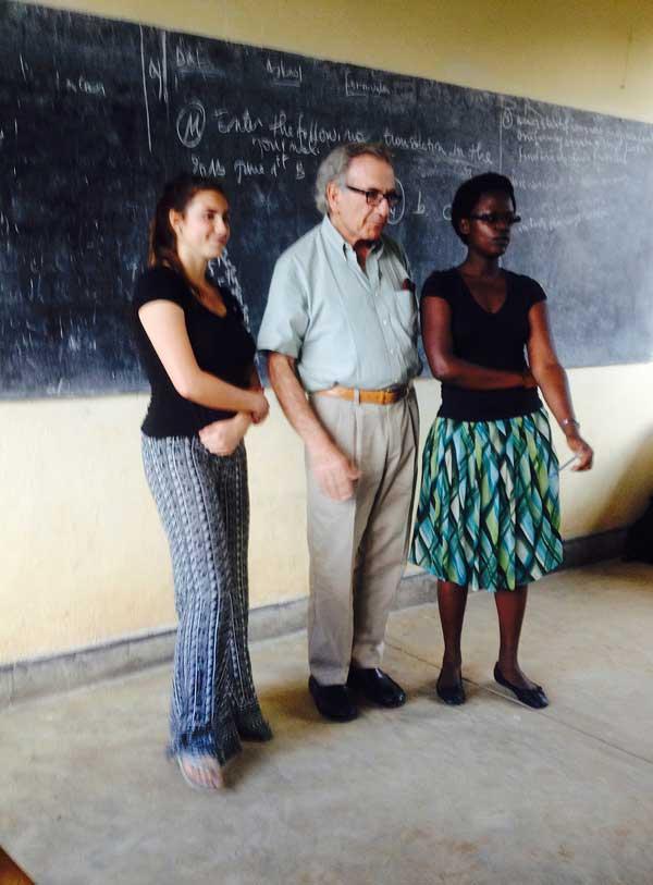 Nyamata school rwanda