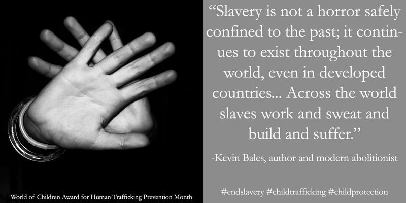 Kevin Bales Slavery Quote